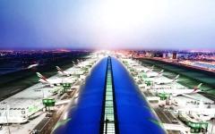 الصورة: «نيو جيوغرافي»: دبي من أكثر محاور النقل الجوي طموحاً