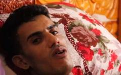 الصورة: يوسف الصلب.. صانع المدرعة ضحية قنص الحوثي