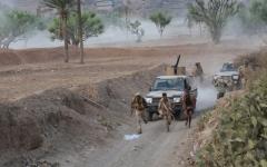 الصورة: المقاومة تسيطر على مواقع مهمة في الساحل الغربي