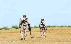الصورة: القوات الإماراتية.. دور كبير في تخفيف معاناة  اليمنيين