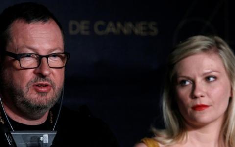 الصورة: المخرج الدنماركي فون ترير يعود  إلى «كان السينمائي»