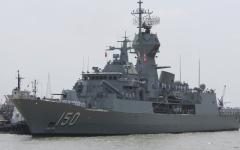 الصورة: مواجهة بين الصين وأستراليا في البحر الجنوبي