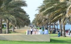 الصورة: الصورة: شواطئ الساحل الشرقي متنفّس خلاب للعائلات