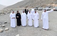 الصورة: عبدالله النعيمي: مشاريع «البنية التحتية» تعزز مكانة الإمارات في مؤشر التنافسية العالمية
