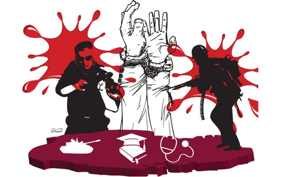 الصورة: محاولة اغتيال الناظوري تحمل بصمات قطر