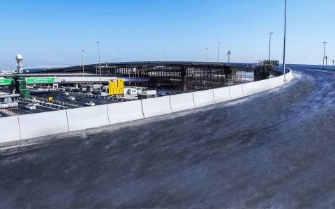 الصورة: «طرق دبي» تفتتح ثلاثة جسور جديدة   على شارع المطار 27 الجاري