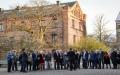 الصورة: اجتماع غير رسمي لمجلس الأمن في مزرعة سويدية نائية