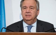 الصورة: الأمين العام للأمم المتحدة يرحب بقرار كوريا الشمالية تعليق تجاربها النووية