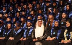 الصورة: حاكم رأس الخيمة: التعليم ركيزة أساسية لنهضة الإمارات