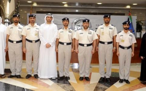 الصورة: مجلس شباب شرطة أبوظبي يختتم مبادرة «فخر زايد»