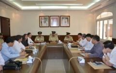 الصورة: أكاديمية شرطة دبي تبحث التعاون مع الأمن العام في فيتنام