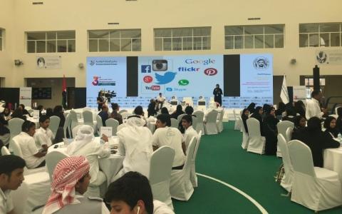 الصورة: مدارس الإمارات الوطنية تستعرض إنجازات زايد