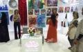 """الصورة: """"فنون العالم دبي"""" الإبداع بين يديك"""