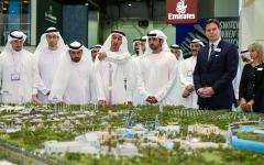 """الصورة: """"نخيل"""" ترسي عقد بناء """"ند الشبا مول"""" بـ 825 مليون درهم"""