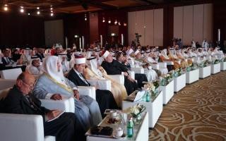 الصورة: حمد الشيباني: دبي تهيّئ الأرضية الشرعية لقانون نموذجي للصيرفة الإسلامية
