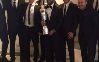 محمد صلاح يفوز بلقب أفضل لاعب في الدوري الانجليزي