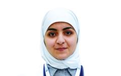الصورة: زهرة الشمري بطلة الكويت في «تحدي القراءة العربي»