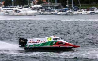 فورمولا أبوظبي يستعد في إيطاليا لتحدي 24 ساعة