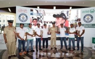 المري يبارك فوز زورق شرطة دبي بجولة الفجيرة