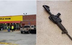 الصورة: مسلح يقتل 4 أشخاص داخل مطعم في أميركا