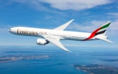 """الصورة: طيران الإمارات تفوز بلقب """"أفضل ناقلة جوية في العالم"""""""