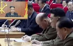 """الصورة: ما عقوبة """"غفوة"""" قائد أركان الجيش خلال كلمة الزعيم؟"""