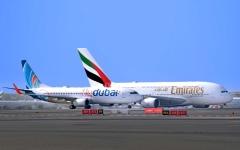 الصورة: 650 ألف مستفيد من شراكة طيران الإمارات وفلاي دبي في ٦ أشهر