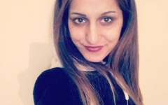 """الصورة: التحقق في قتل إيطالية بباكستان على أنها """"جريمة شرف"""""""