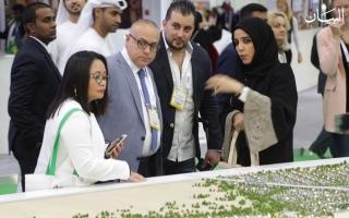 الصورة: سوق السفر العربي.. دبي ملتقى العالم