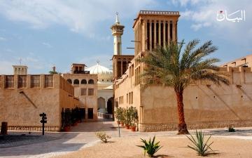 الصورة: دبي القديمة.. سياحة وذكريات خالدة
