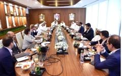 الصورة: تشكيل اللجنة المنظمة لطواف الإمارات العالمي