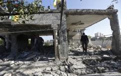الصورة: اشتباكات مع الاحتلال خلال تدمير منزل أسير في جنين