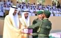 الصورة: القوات المسلحة تحتفل بتخريج الدفعة 9 من منتسبي الخدمة الوطنية