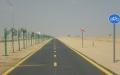 الصورة: 850 كيلو متراً مسارات الدراجات الهوائية في دبي 2030