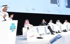 الصورة: عبدالله النعيمي: نسعى إلى ريادة معايير التنافسية في البنية التحتية