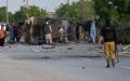 الصورة: 3 هجمات انتحارية تهز كويتا الباكستانية.. ومقتل 6 من الشرطة