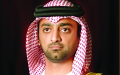 الصورة: عمار النعيمي يصدر قراراً بتشكيل لجنة فض المنازعات في منطقة عجمان الحرة