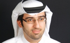 الصورة: محمد الريس ضمن أقوى 25 شخصية مؤثرة في المنطقة