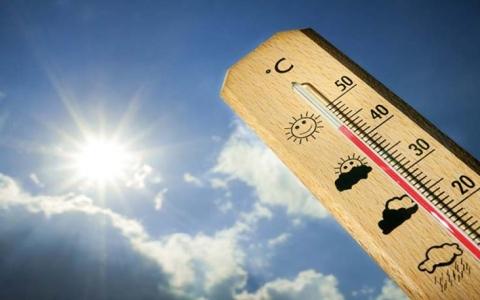 الصورة: ارتفاع تدريجي في درجات الحرارة بدءاً من الجمعة