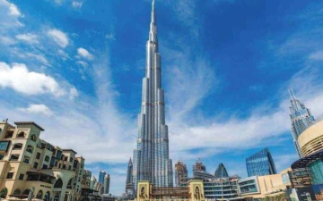 الصورة: دبي وجهة عالمية للإبداع والعروض الفنية المتألقة