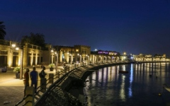 الصورة: بلدية دبي تُنجز مشروع تطوير حي الشندغة التاريخي