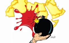 الصورة: تحذيرات من مخطط «الحمدين» لتقسيم ليبيا