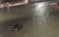 الصورة: أمطار غزيرة وفيضانات في أربع دول عربية