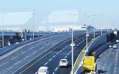 الصورة: طرق دبي تفتتح 3 جسور جديدة بشارع المطار
