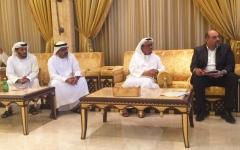 الصورة: ضاحي خلفان يبحث تطوير موقع جائزة دبي التقديرية لخدمة المجتمع