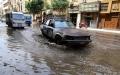 الصورة: أمطار وعواصف ترابية تجتاح دولاً عربية