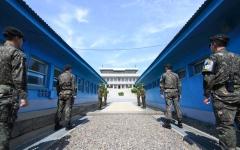 الصورة: العالم يرتقب اليوم قمة زعيمي الكوريتين التاريخية