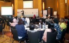 الصورة: مؤتمرون في أبوظبي :مرض السمنة يستهلك 15% من الإنفاق العام على الصحة