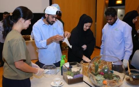 الصورة: 1880 مشاركاً من 37 شركة في أكبر فعالية تطوّعية لغرفة دبي