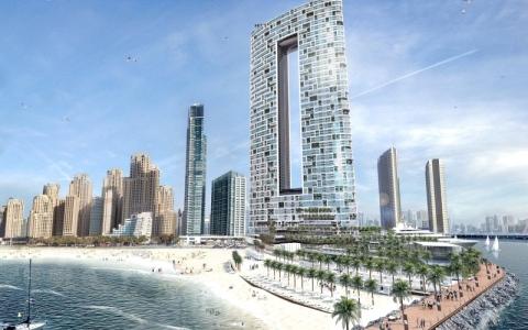 الصورة: «العنوان رزيدنسز جميرا منتجع وسبا» معلم سياحي جديد في دبي